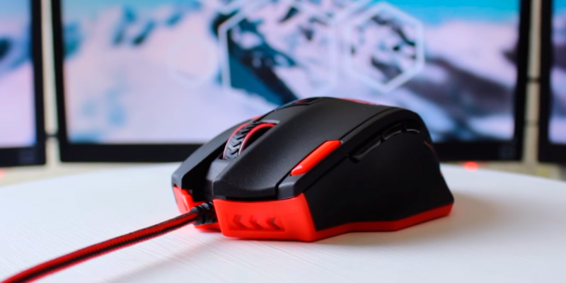 Review of Redragon M801 Mammoth Gaming Mouse