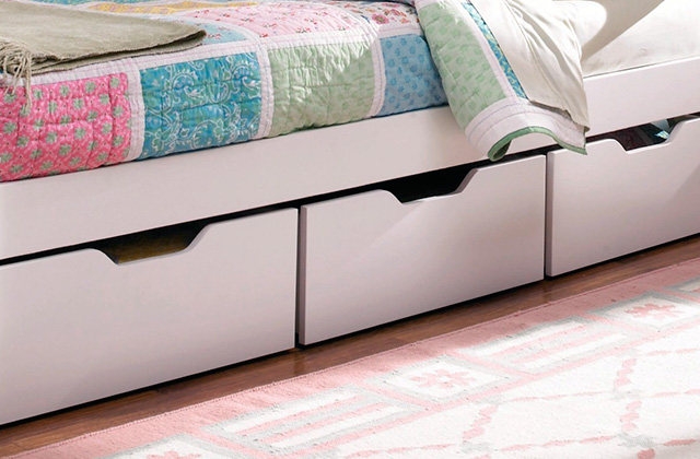 Best Under Bed Storage to Organize Your Bedroom