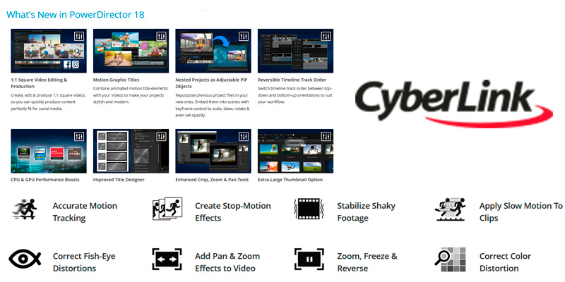 Detailed review of CyberLink PowerDirector: Video Editing Software for Total Creative Control