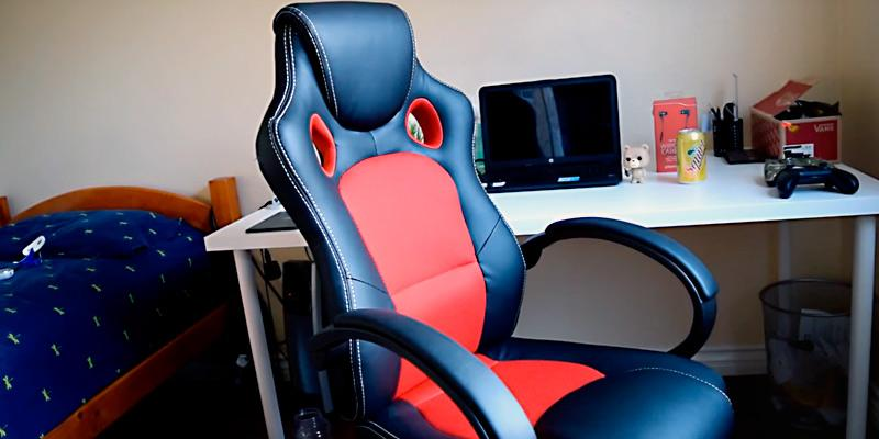 Review of Homall FBA_T-OCRC0011 Gaming Chair Executive
