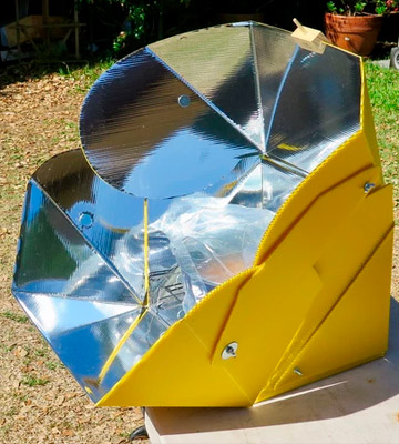 Review of SolCook All Season Camper Solar Cooker