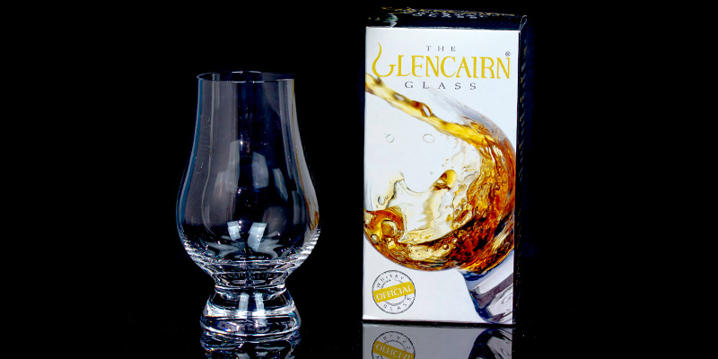 Detailed review of Glencairn Crystal Whiskey Glass