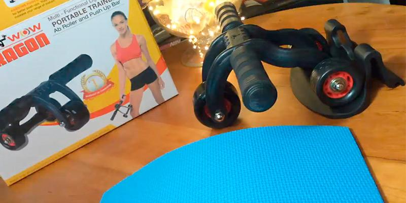 Review of AB-WOW Dragon Ab Roller