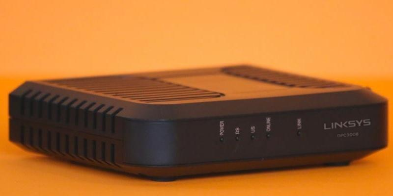 Review of Linksys DPC3008 Advanced