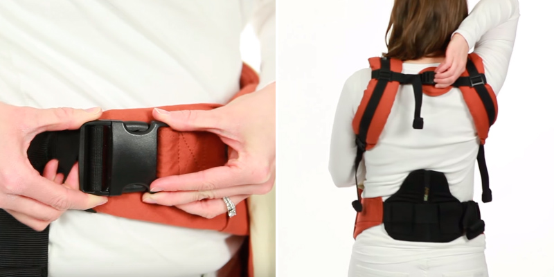 Detailed review of LILLEbaby SC-3S-404-PS Ergonomic Baby & Child Carrier