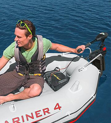 Review of Intex Trolling Motor