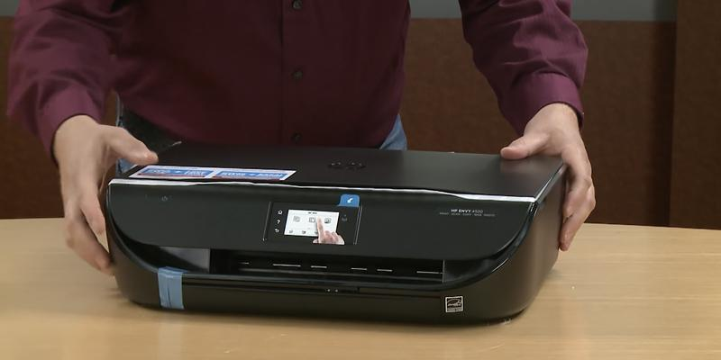Review of HP Envy 4520 All-in-One Color Photo Printer with Wireless