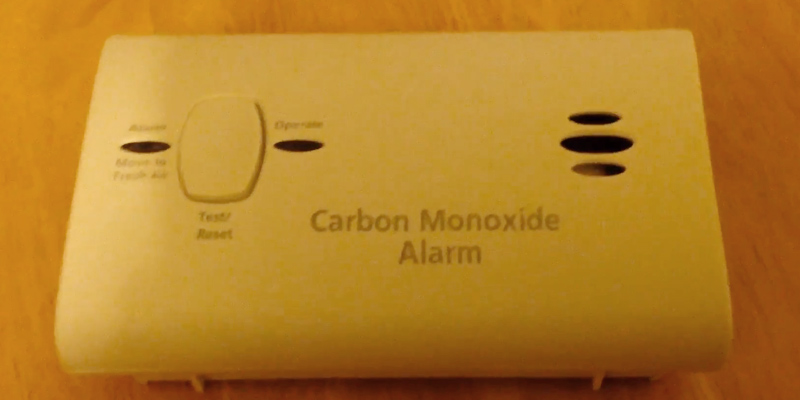 Review of Kidde KN-COB-B-LPM Carbon Monoxide Alarm