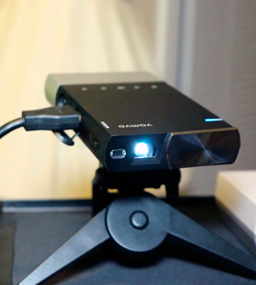 Review of Vamvo Ultra Mini Pico Projector