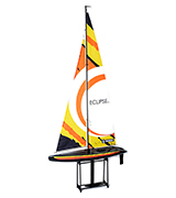 Rage RC B1300 Eclipse 1M Ready to Run Sailboat