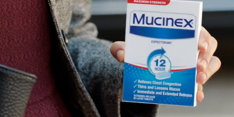 Review of Mucinex Expectorant 12 Hour Chest Congestion Expectorant, Tablets, 100ct