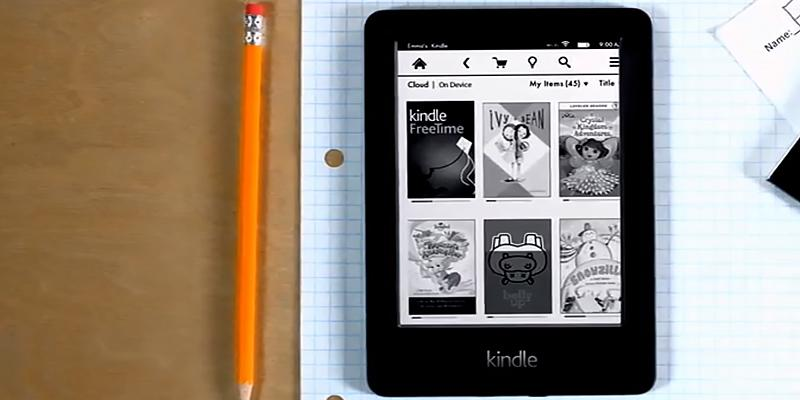 "Review of Kindle 6"" Glare-Free Touchscreen Display, Wi-Fi"
