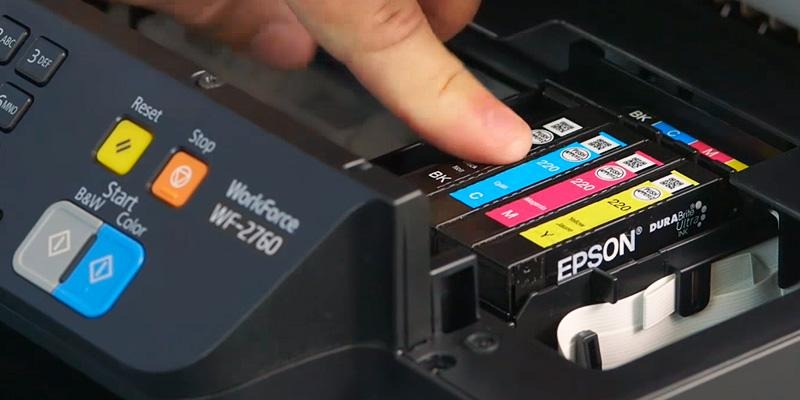 Detailed review of Epson WF-2760 WorkForce All-in-One Wireless Color Printer