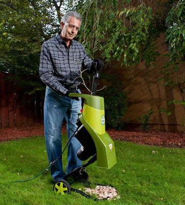 Review of Sun Joe CJ601E Electric Wood Chipper/Shredder