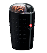 Quiseen Q-CG001 One-Touch Electric Coffee Grinder for Coffee Beans, Spices, Nuts and Grains