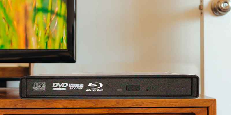 Archgon MD-3102S-U3 External Blu-ray Combo in the use