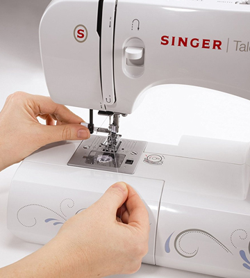 Review of SINGER 3323S Talent Portable Sewing Machine
