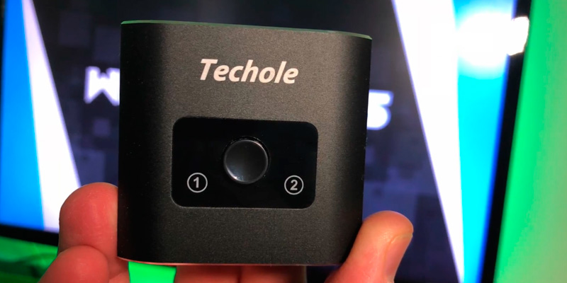 Review of Techole (HS305) 4K HDMI Bi-Directional Aluminum HDMI Splitter/Switch