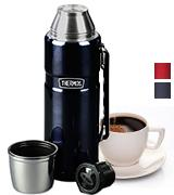 Thermos 40 oz Stainless King Beverage Bottle