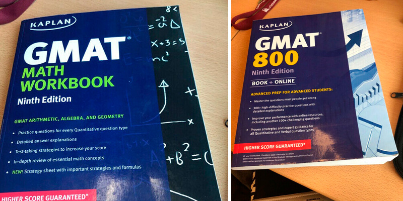Kaplan Test Prep The Ultimate in Comprehensive Self-Study for GMAT in the use
