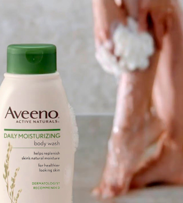 Review of Aveeno Daily Moisturizing Body Wash