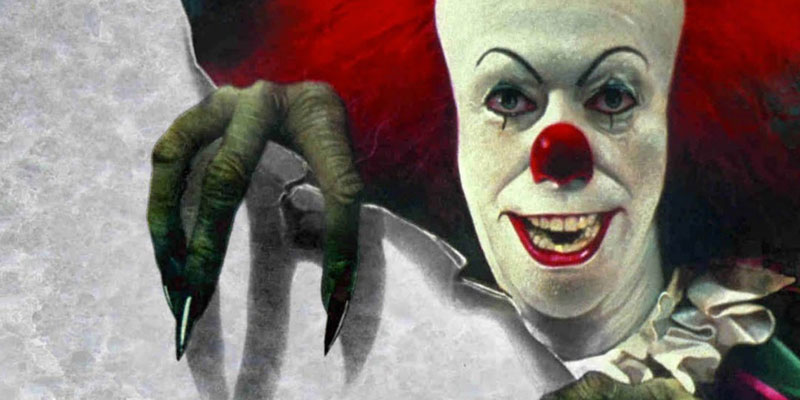 "Stephen King ""It: A Novel"" application"
