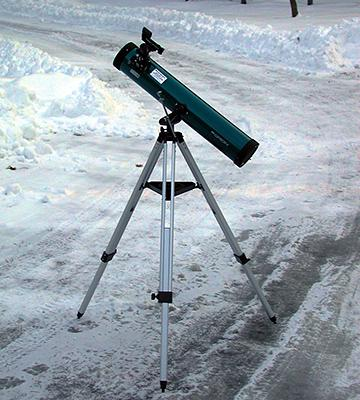 Review of ORION SpaceProbe 3 Reflector Telescope