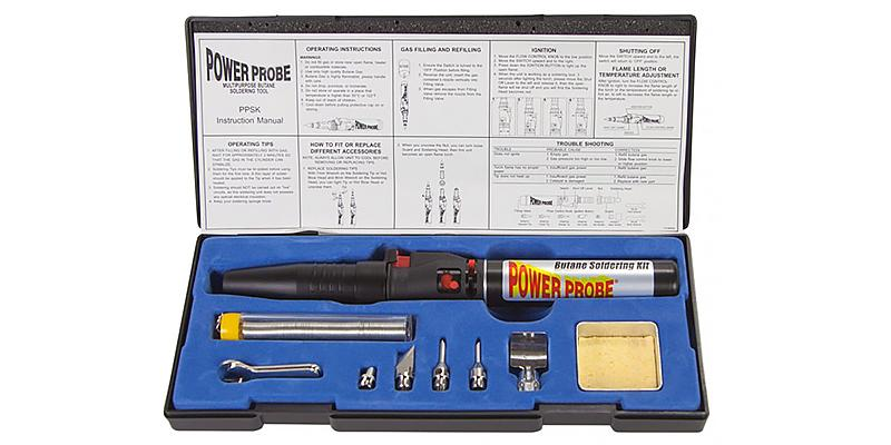 Power Probe PPSK with Carry Case in the use