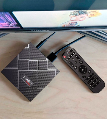 Review of pendoo X10 MAX Android 9.0 TV Box | 4K HDR