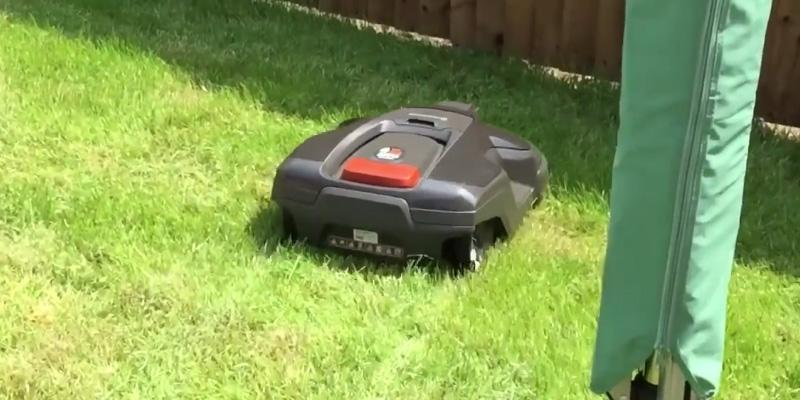 Detailed review of Husqvarna Automower 315 Robotic Lawn Mower