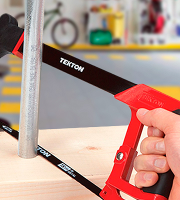Review of Tekton 6823 2-in-1 High-Tension Hacksaw