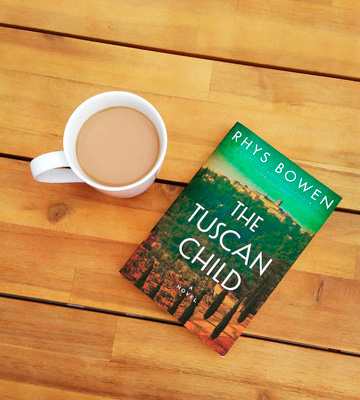 Review of Rhys Bowen The Tuscan Child A Novel