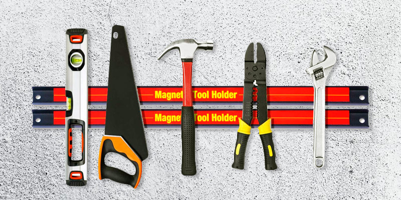 Review of Goplus 6PCS Magnetic Tool Holder Bar