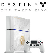 Sony PlayStation 4 Limited Edition Console Destiny: The Taken King Bundle