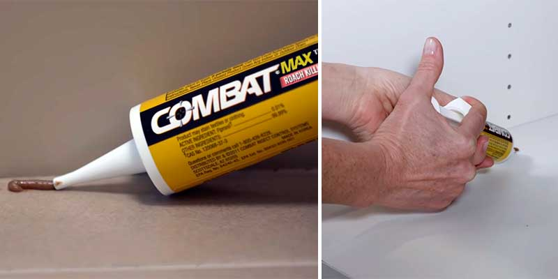 Review of Combat 1 Syringe Max Roach Killing Gel