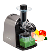 Hamilton Beach 67951 Masticating Juicer Machine