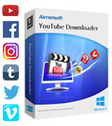 Aimersoft YouTube Downloader for Windows