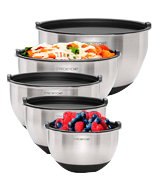 Priority Chef PC-MB01 Bowls With Lids