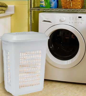 Review of United Solutions Plastic Laundry Basket