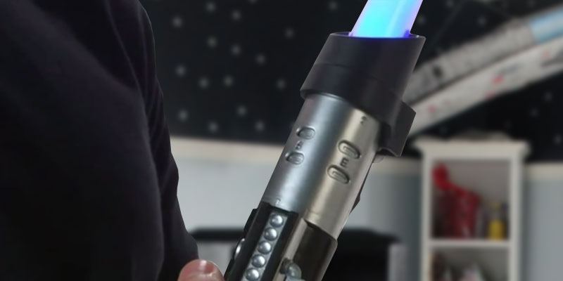 Detailed review of Star Wars Anakin to Darth Vader Lightsaber Toy