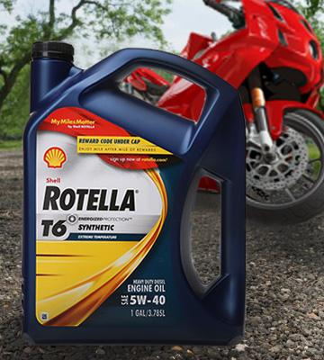 Review of Shell Rotella T6 5W-40 Full Synthetic CJ-4/SM