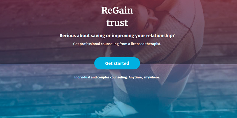 Review of ReGain Individual and Couples Counseling