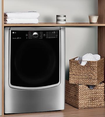 Review of LG DLGX9001V 9.0 Cu. Ft. Steam Cycle Gas