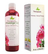 Honeydew Therapeutic Massage Oil