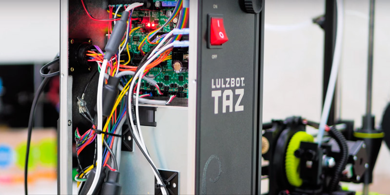 Detailed review of LulzBot TAZ 6 3D Printer