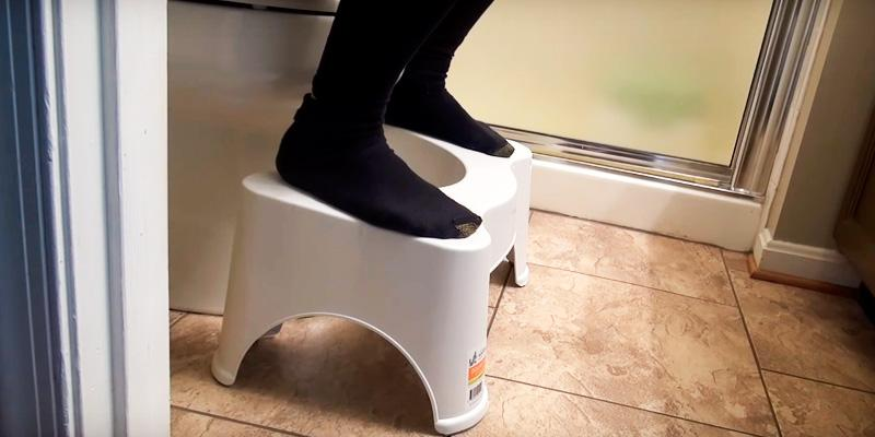 Review of Squatty Potty Ecco The Original Bathroom Toilet Stool