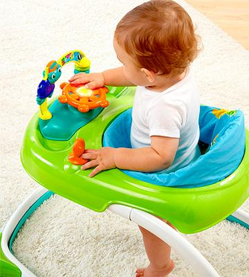 Review of Baby Einstein Baby Neptune Walker, Ocean Explorer