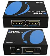 OREI HD-102 HDMI Powered Splitter