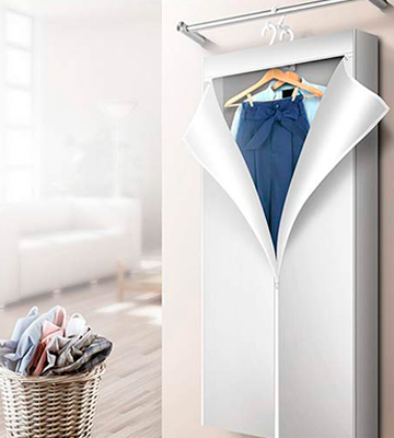 Review of Kasydoff Portable Clothes Dryer for Travel