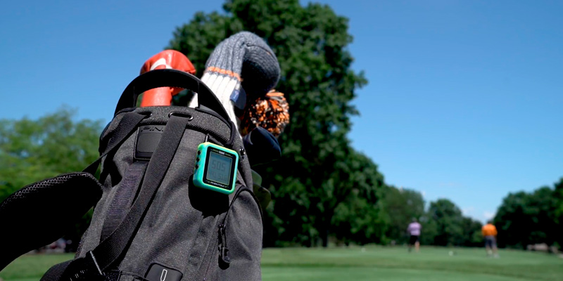 Review of Bushnell Phantom Golf GPS
